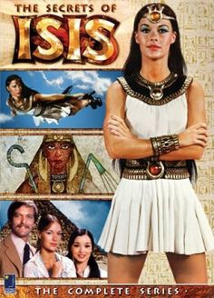 Isis (1975) On Saturday mornings. I watched this faithfully. She was one of my first role models.