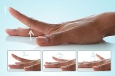 WebMD shows you easy hand exercises and finger exercises to help with range of motion and joint pain. Trigger Finger Exercises, Finger Stretches, Arthritis Exercises, Rheumatoid Arthritis, Finger Arthritis, Osteoarthritis Hands, Occupational Therapy, Physical Therapy, Stroke Recovery