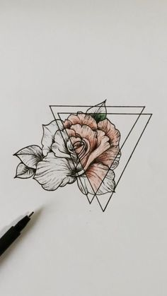 Tattoo sketches 499688521157388328 - Super tattoo flower drawing sketches 38 id. - My Pins - Tattoo sketches 499688521157388328 – Super tattoo flower drawing sketches 38 ideas - Pencil Drawings Of Flowers, Cool Art Drawings, Pencil Art Drawings, Art Drawings Sketches, Sketch Art, Doodle Drawings, Tattoo Sketches, Drawing Flowers, Drawing Ideas