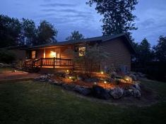 Lake Shishebogama Cottages at Back Bay, A Wisconsin Vacation Rental Resort | RentWisconsinCabins.com