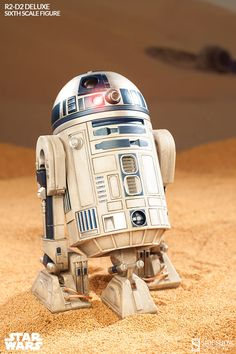 Star Wars R2-D2 Sixth Scale Figure http://geekxgirls.com/article.php?ID=2702