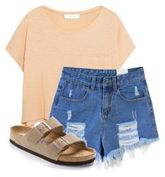 """""""Untitled #55"""" by kaitlynnlamkin ❤ liked on Polyvore"""