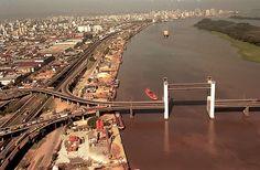 Porto Alegre - Rio Grande do Sul - Brasil Uma cidade bonita de todos os ângulos. Confira o novo álbum de Porto Alegre (RS) no Flickr do Ministério do Turismo.