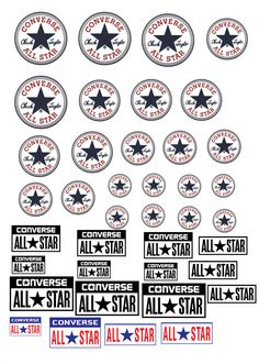 How to make miniature Converse sneakers Shoe Template, Cake Templates, Baby Shoes Pattern, Shoe Pattern, Barbie Patterns, Doll Clothes Patterns, Sewing Barbie Clothes, Baby Converse, Converse Sneakers