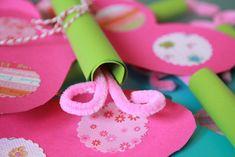 DIY Schmetterling Geburtstagseinladung {waseigenes}