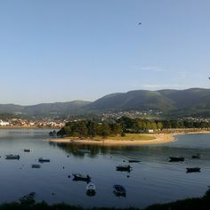 La Ladeira y la Foz, Nigrán, Galicia Spain