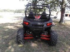 New 2017 Polaris RZR® S 570 EPS ATVs For Sale in South Carolina. INDY RED Your entry into the sport category, with legendary RZR® S ride and handling.