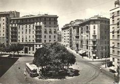 Trieste, Rome, Street View, Exterior, History, Vintage, Antique, Memories, Photos