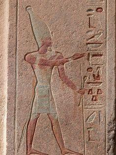 Chapel of Amun - Temple of Hatshepsut