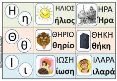 Greek Language, Greek Alphabet, Education, Learning, Blog, Omega, Greek, Studying, Blogging
