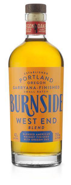 Burnside label