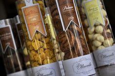 Embalagem Delicatessen De Marseille on Behance