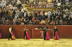 """antonio lomelín torero   Ante un lleno impresionante, se reaperturó la Plaza de Toros """"El ..."""