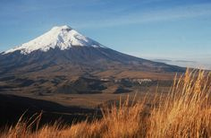 Volcan Cotopaxi, Ecuador... would love to take my kids here this summer