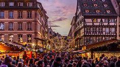 Οι πιο φαντασμαγορικές χριστουγεννιάτικες αγορές σε όλο τον κόσμο