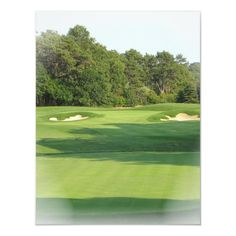 Shop Golf Course Invitation created by GolfClubhouse.