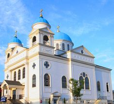 St. Vasilios Greek Orthodox Church in Peabody, MA - went to dances here as a teeanger.