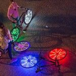 Radlicht Turns Your Bicycle Into an Eye-Catcher at Night