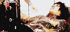 Oli Sykes- Bring Me The Horizon ~Shirtless Band Blog
