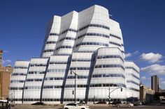 Frank Gehry's IAC Building in New York City - completed and really cool. …