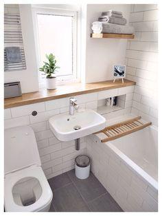 The Best Small bathroom design ideas : -ikea-bathroom-small-bathroom-ikea-ideas. Bathroom ideas,Bigger Look for Small Bathroom,small bathroom,small bathroom design ideas,small bathroom renovation ideas Bathroom Toilets, Bathroom Renos, Bathroom Tiling, Bathroom Grey, Bathroom Storage, Remodel Bathroom, Modern Bathroom, Budget Bathroom, Shower Remodel