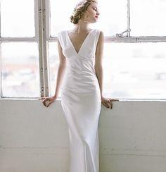 Amanda Garrett Wedding Gown