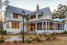 Large Southern Home | Screened In Porch | Lowcountry Living | Luxury Real Estate Bluffton, South Carolina