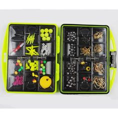Cheap lead box, Buy Quality box accessories directly from China box hooks Suppliers: 8 Pack 24 kinds of Assorted Fishing tackles Swivels Jig hooks Leads Box accessory Fishing Tackle Box, Fishing Tools, Fishing Lures, Lead Boxes, Dealing With Difficult People, Teacher Discounts, Fishing Accessories, Military Discounts, Tool Set
