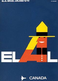 EL AL Ad