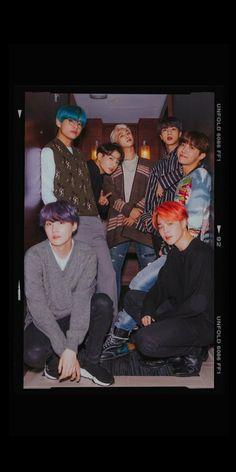 Bts Jungkook, Namjoon, Foto Bts, Bts Wallpaper Lyrics, K Wallpaper, Bts Lockscreen, Bts Aesthetic Wallpaper For Phone, Bts Cute, Bts Polaroid