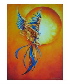 Gypsy in my soul: The Phoenix from the Flame
