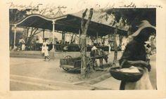1910: Market in Ponta Delgada