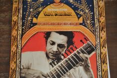 Ravi Shankar - The Sounds of India. Original Vinyl LP. Classic Amazing Traditional Sitar Indian Classical Music. Mono Version. Ethnic by Joolzandnico on Etsy