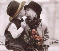 I Love You My Love !!! I Believe In Love, My Love, Beautiful Children, Pink Grey, Gray, Winter Hats, Artwork, Friendship, Photos