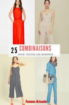 Combi-pantalon   25 modèles parfaits pour le printemps. Décolletée ... 61e0385e6e8