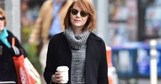 Emma Stone's Guide To New York Style.