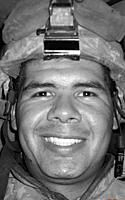 Army Spc. Raymond S. Armijo  Died October 2, 2006 Serving During Operation Iraqi Freedom  22, of Phoenix; assigned to 7th Squadron, 10th Cavalry Regiment, 1st Brigade, 4th Infantry Division, Fort Hood, Texas; died Oct. 2 of injuries sustained when an improvised explosive device detonated near his vehicle in Taji, Iraq.