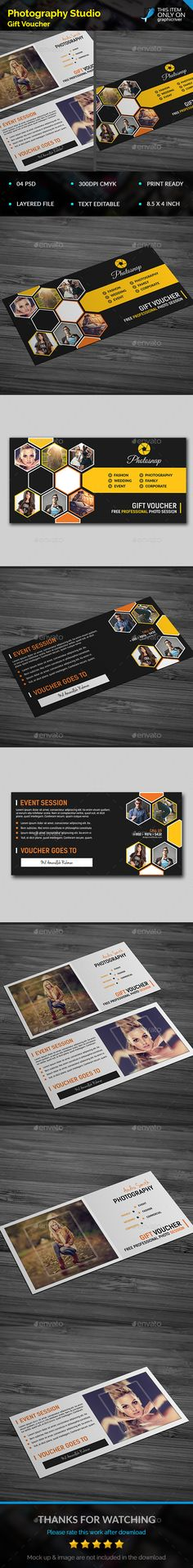 Gift Voucher Gift, Template and Banners - gift voucher template