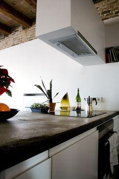 #Decoracion #Contemporaneo #Cocina #Accesorios #Encimeras