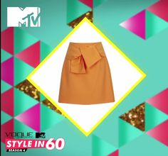 Want to flaunt those gorgeous legs? Wear a sexy mini skirt that you're comfortable in! Set the party on fire! For more style tips, watch Vogue Eyewear MTV #Stylein60: mtvindia.com/style