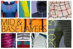 Long johns have come a long way, and layering has never looked as good as it does for the 2014/15 ski season with these new styles from top brands.