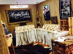 Booth at Atlanta Mart