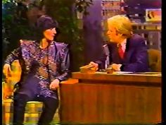 Cher on The Tonight Show 1980
