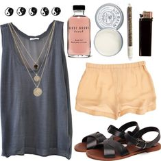 """Humid Afternoon"" by vv0lf ❤ liked on Polyvore"