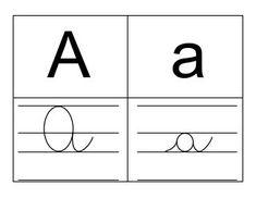 01 abecedario dinamico 1, Classroom, Ideas, Molde, Happy, Craft Flowers, Preschool, Activities, Class Room