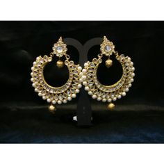 Design no. 6B.2483....Rs. 4900 - Online Shopping for Earrings by chaahat fashion jewellery