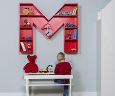 #kindermeubels #letterkast A-Z | Minius