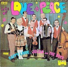 Love & Peace Funny Album cover.