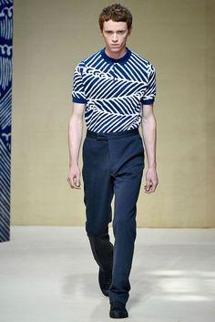John Smedley Spring/Summer 2018 Menswear Collection | British Vogue