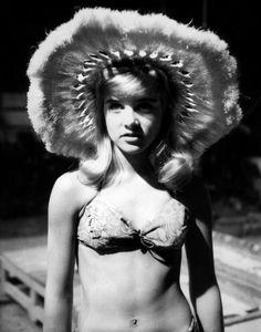 """Sue Lyon in """"Lolita"""", 1962."""